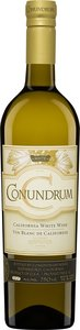 Conundrum White 2011, California Bottle