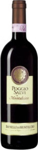 Poggio Salvi Brunello Di Montalcino 2006 Bottle