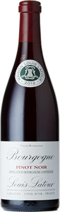 Louis Latour Pinot Noir 2011, Burgundy Bottle