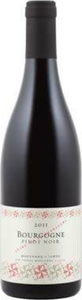 Marchand Tawse Pinot Noir Bourgogne 2011, Ac Bottle