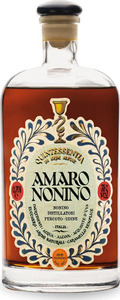 Nonino Amaro Quintessentia Bottle