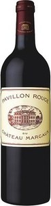Pavillon Rouge 2010, Ac Margaux, 2nd Wine Of Château Margaux Bottle