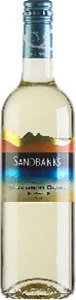 Sandbanks Estate Winery Sauvignon Blanc 2012, VQA Ontario Bottle