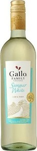 Gallo Family Vineyards Summer White Bottle