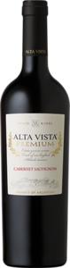 Alta Vista Premium Cabernet Sauvignon 2012, Mendoza Bottle