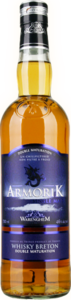 Armorik Double Maturation Single Malt Breton Whisky, Nonchillfiltered, France (700ml) Bottle