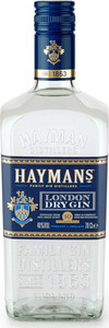 Hayman's London Dry Gin Bottle
