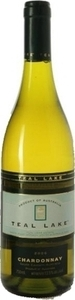 Teal Lake Chardonnay 2012 Bottle