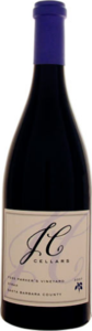Jc Cellars Eagle Point Ranch Petite Sirah 2008, Mendocino County Bottle
