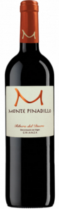 Monte Pinadillo Crianza 2010, Do Ribera Del Duero Bottle
