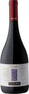 Santa Ema Barrel Reserve Syrah 2011, Cachapoal Valley Bottle