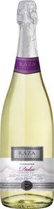 Raza Torrontés Dolce Sparkling Wine 2013 Bottle