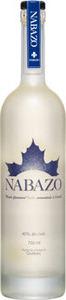Nabazo Flavoured Vodka (Maple Syrup) Bottle
