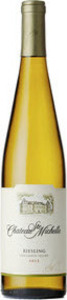 Chateau Ste. Michelle Riesling 2012, Columbia Valley Bottle