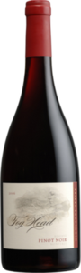 Fog Head Highland Series Reserve Pinot Noir 2012, Monterey County Bottle