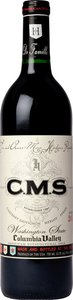 Hedges C.M.S. Cabernet Sauvignon / Merlot / Syrah 2011, Columbia Valley Bottle