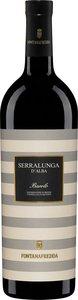 Fontanafredda Serralunga D'alba Barolo 2008 Bottle