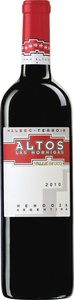 Altos Las Hormigas Malbec Terroir 2010, Valle De Uco Bottle