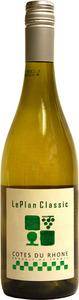 Leplan Classic Cotes Du Rhone Blanc Bottle