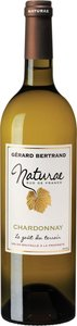 Gérard Bertrand Naturae Chardonnay 2013, Pays D'oc Bottle