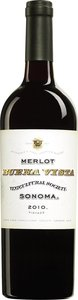 Buena Vista Merlot 2010, Sonoma Bottle