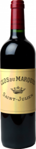 Clos Du Marquis 2008, Ac St Julien, 2nd Wine Of Château Léoville Las Cases Bottle