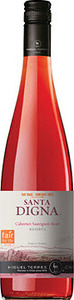 Miguel Torres Santa Digna Cabernet Sauvignon Rosé Reserva 2013 Bottle