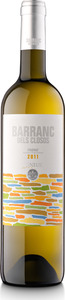 Mas Igneus Barranc Del Closos 2013 Bottle