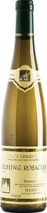 Cave Vinicole De Hunawihr Riesling Grand Cru Rosacker 2011 Bottle