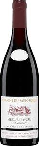 Domaine Du Meix Foulot Mercurey Premier Cru Les Saumonts 2010 Bottle