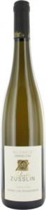 Valentin Zusslin Riesling Grand Cru Pfingstberg 2008 Bottle
