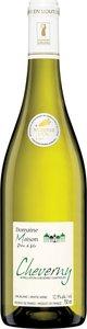 Domaine Maison Père & Fils Cheverny 2012 Bottle