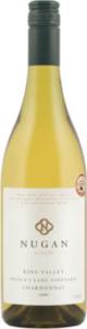 Nugan King Valley Frasca's Lane Chardonnay 2012, King Valley, Victoria Bottle