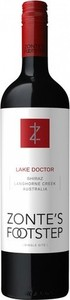 Zonte's Footstep Lake Doctor Shiraz 2012, Single Site, Langhorne Creek, South Australia Bottle
