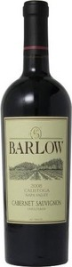 Barlow Cabernet Sauvignon 2009, Calistoga, Napa Valley, Unfiltered Bottle