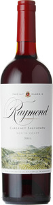 Raymond Family Classic Cabernet Sauvignon 2012, North Coast Bottle