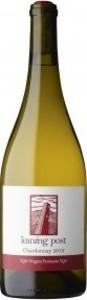 Leaning Post Chardonnay 2012, VQA Niagara Peninsula Bottle