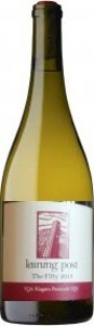 Leaning Post Chardonnay The Fifty 2013 Bottle