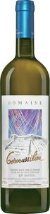 Domaine Gerovassiliou White 2013, Regional Wine Of Epanomi Bottle