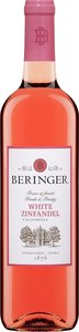 Beringer White Zinfandel 2013 Bottle