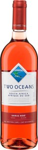 Two Oceans Shiraz Rosé 2013 Bottle