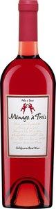 Folie À Deux Ménage À Trois Rosé 2013 Bottle