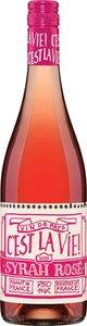 C'est La Vie Syrah Rosé 2014, Vin De Pays D'oc Bottle