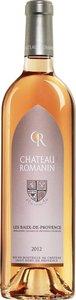Château Romanin Les Baux De Provence 2012, Côtes De Provence Bottle