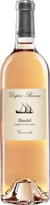 Dupéré Barrera Cuvée India Bandol Rosé 2012 Bottle