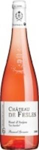 Château De Fesles Rosé D'anjou 2013 Bottle