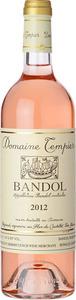 Domaine Tempier Bandol 2012 Bottle