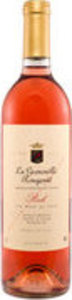 La Grenouille Rouganté Frog's Leap Rosé 2010, Napa Valley Bottle