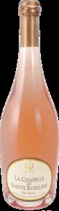 La Chapelle De Sainte Roseline Rosé 2012, Côtes De Provence Bottle