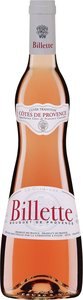 Listel Billette Rosé, Côtes De Provence Bottle
